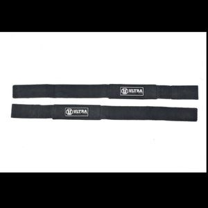 Ultra Fitness Gear leather weight lifting straps